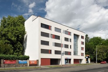 Apartment house Na Slovanech