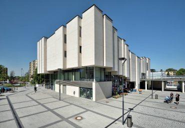 Cinema Centrum and surroundings