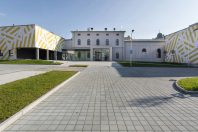 Reconstruction and extension of Hauerova building of Silesian University in Opava