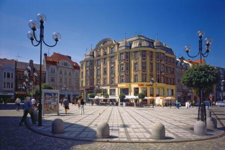 Rekonstrukce Jiráskova náměstí