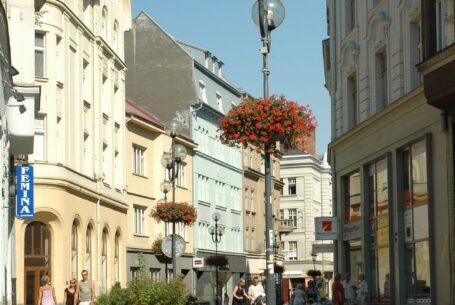 Rekonstrukce ulic Poštovní, Reální, Zahradní